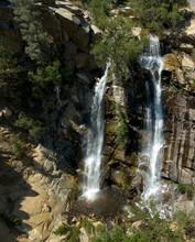 Kern River Waterfall, Kernville, California