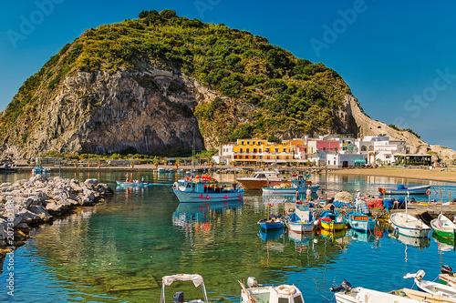 Fotografía bay of Ischia island