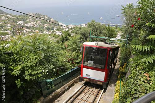 Funicular Capri
