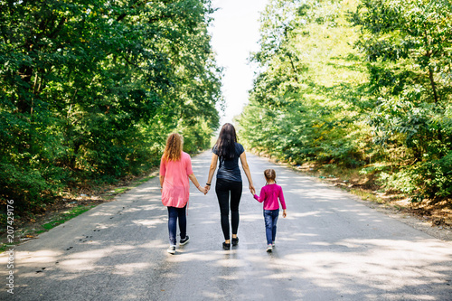 Fotografia, Obraz  Walking