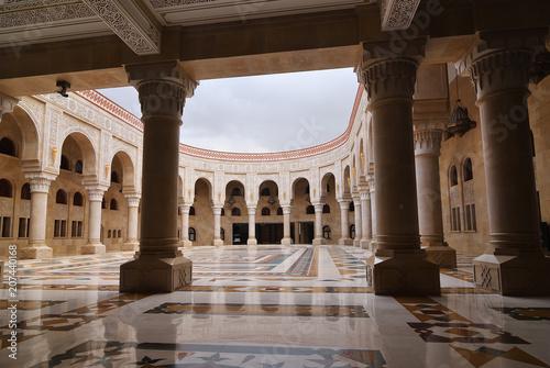 Fotobehang Midden Oosten AL-Saleh mosque in Sanaa. Yemen