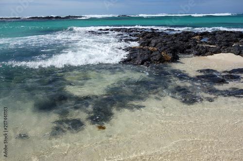 Fotografija  Atlantischer Ozean Fuerteventura Ausblick auf Wellen