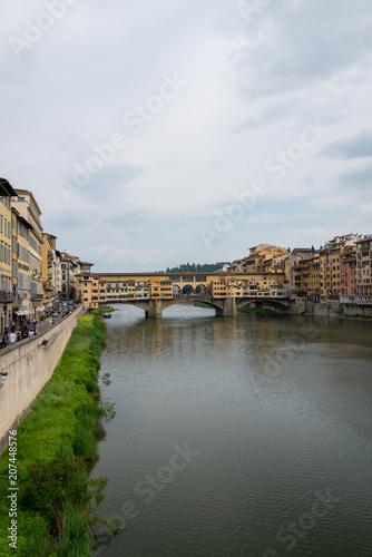 Zdjęcie XXL Ponte Vecchio Florenz