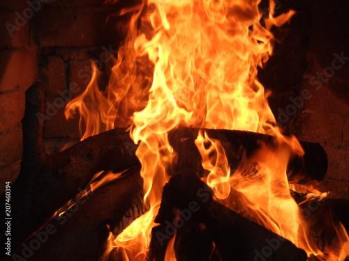 In de dag Vuur / Vlam Fire 02