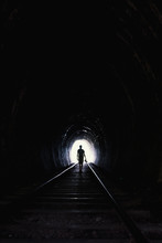 See The Light At The End Of The Tunnel