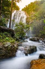 Panel Szklany Wodospad Waterfall