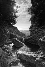 Bucatoggio Canyon In Corsica ...