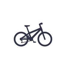 Bicycle, Mountain Bike Icon