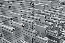 Aluminum Profiles Samples