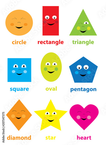 20 ideas for teaching shapes to kids - Gift of Curiosity