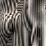 Fototapeta Do przedpokoju - 3d Geometric Stripped Pattern Illustration Art