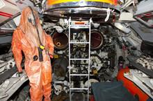 Submarine Torpedo Room