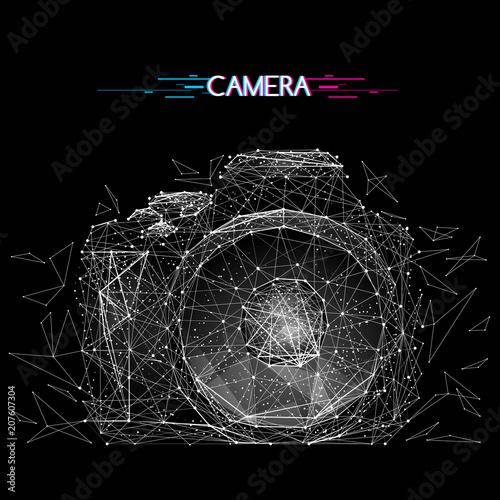 Camera Glitch Effect