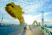 Dragon Bridge  Of Han River In...
