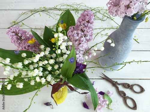 Beautiful Flower Arrangement Delicate