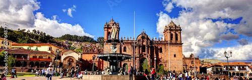 Obraz Cuzco, Peru - fototapety do salonu