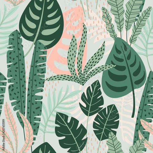 abstrakcjonistyczny-bezszwowy-wzor-z-tropikalnym