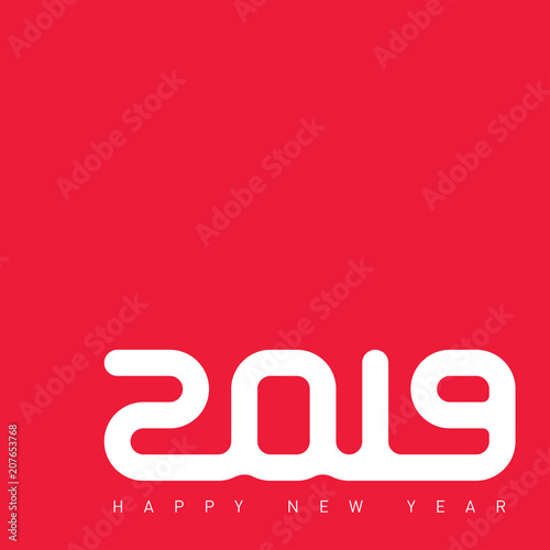 Creative Greeting Card Design Template Universal Vector Red Background With