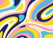 Creative Geometric Colorful Ba...