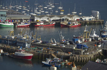 The Harbour And Marina At Brix...