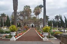 Cementerio Del Puerto De La Cruz, Tenerife