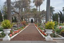 Cementerio De Puerto De La Cruz