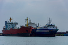 The Two Ships In The Black Sea