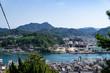 尾道の千光寺から見た風景