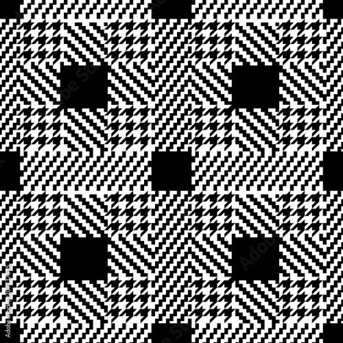Check Fashion Seamless Pattern Wallpaper Mural