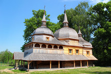 Wooden Church Of St. Paraskeva...