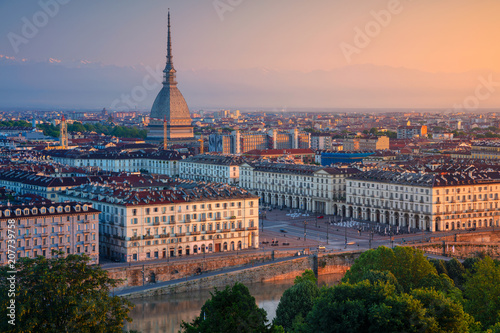 Fotomural Turin