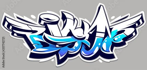 big-up-graffiti-vector-letteri