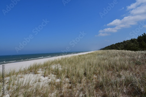 Cadres-photo bureau La Mer du Nord The Fantastic beach of Debki