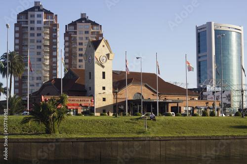Papiers peints Buenos Aires estacion Tigre-paseo turistico-Buenos Aires-argentina