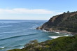 View of famous Dolphin Point Lookout (Dolphin´s Point) in Wilderness, South Africa