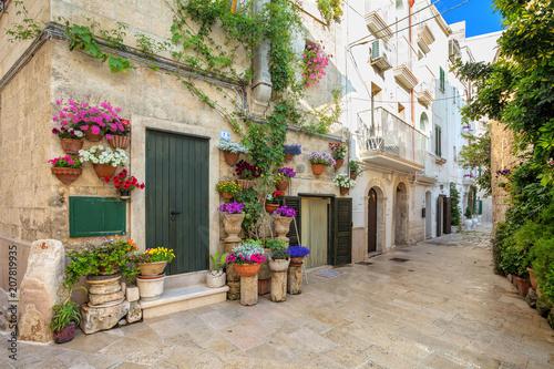 Zdjęcie XXL Scenic sight in Monopoli, Bari Province, Apulia, southern Italy.