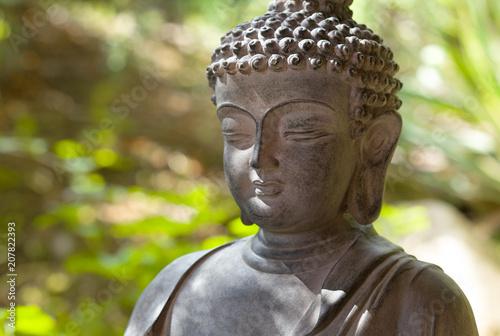 Obraz na plátně  Statue de Bouddha