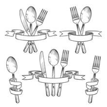 Silverware, Cutlery, Dinner Ta...