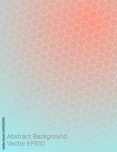 Staande foto Abstractie Art Abstract background vector template