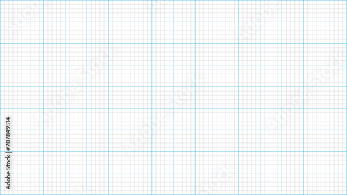 Fotografía  Graph paper background