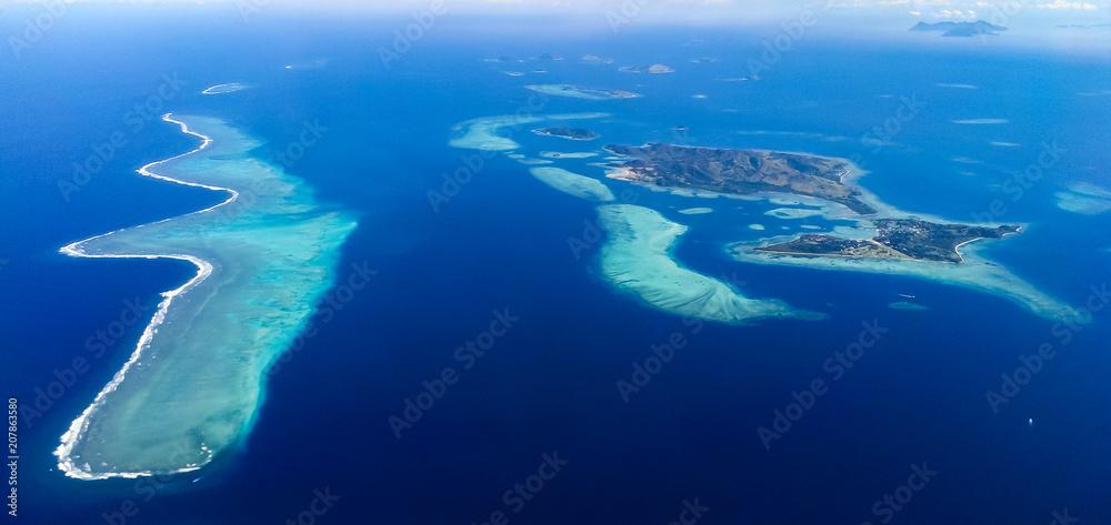 Fototapety, obrazy: Mamanuca Islands, Fiji