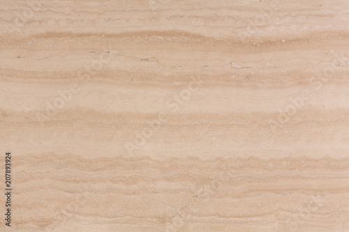Stickers pour porte Marbre Natural beige travertine texture for your new design.