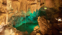 Interior View To Grutas Mira D...