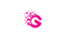 G Initial Digital Logo