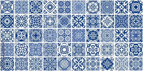 Blue Tiles Bundle