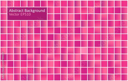 Staande foto Abstractie Art Red and Purple tiles background