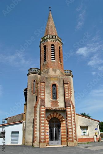 Poster Monument Eglise de Terssac
