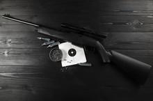 Air Rifle On Co2 And Ammunitio...