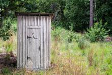 Natural Florida - Outhouse