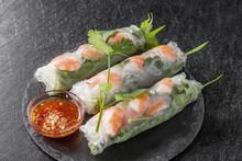 生春巻き ベトナム料理 Vietnamese Variety